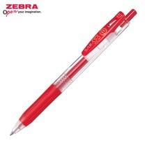Zebra ปากกาหมึกเจล Sarasa Clip 0.7 มม. JJB15-R หมึกสีแดง (12 ด้าม/กล่อง)