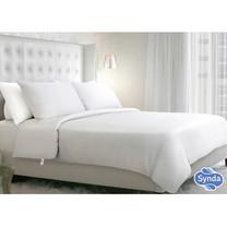Synda ผ้าปูรัดมุม MAGIC WHITE Size 3.5 ฟุต