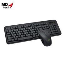 MD-TECH Wireless Combo เซ็ต Keyboard & Mouse RF-K15+M35