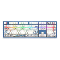 Ducky Gaming Keyboard Year Of The Dog 2018 Limited Edition Cherry Blue Switch ( Eng )