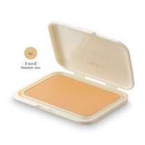 MTI Feel Perfect Compact Powder Foundation With Sunscreen รีฟีล 14.5 ก. #N2 ผิวสองสี