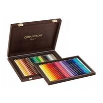 Caran D'Ache ชุดสีไม้ระบายน้ำ Supracolor Soft ฉลองครบรอบ 30 ปี 60 สี