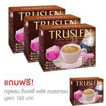 TRUSLEN Coffee ทรูสเลน ค็อฟฟี่ พลัส คอลลาเจน