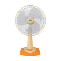 Hatari table fan HTT18M3 Orange 18""