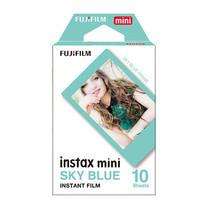 Fujifilm ฟิล์ม Instax Mini Film รุ่น Solid Colour Blue