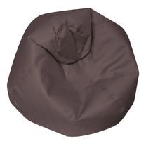 Your Style บีนแบ็กทรงกลมขนาด 50 ซม. ผ้า PVC รุ่น 600D สีน้ำตาล