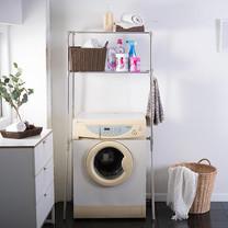 Shopsmart ชั้นคร่อมเครื่องซักผ้า รุ่น สมใจ