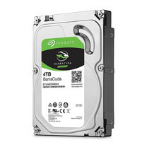 "Seagate BarraCuda Compute HDD 3.5"" 5400 RPM 256MB SATA 6GB/s (ST4000DM004) 4TB"