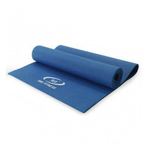 360 Fitness เสื่อโยคะ PVC รุ่น MB-32000 หนา 6 มม. สีน้ำเงิน