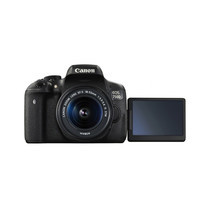 Canon DSLR Camera EOS 750D + EFS-18-55IS STM