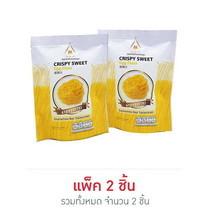 ขนมไทยบ้านทองหยอด ฝอยทองกรอบ ขนาด 45 ก. (2 ซอง)
