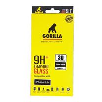 Gorilla Tempered Glass i6 3D Real Curve BK Matte