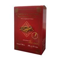 CAL ผลิตภัณฑ์เสริมอาหารถั่งเช่าผงผสมสารสกัดจากโสม บรรจุ 30 แคปซูล