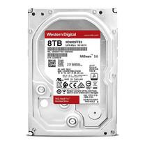 "WD Red Pro 3.5"" HDD NAS SATA3(6Gb/s) 256MB 7200RPM 8 TB (WD8003FFBX)"