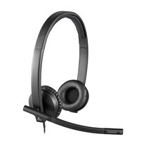 Logitech USB Headset Sterio H570e for VC