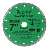 "SUMO ใบตัดเพชร 4""x7 (20407) Segment"