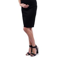 Bambino Materna กระโปรงทำงานคลุมท้อง สีดำ