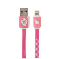 Rizz Hello Kitty Lightning USB for iPhone SA-CHK-002 Pink
