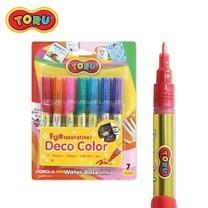 Dong-A Toru Deco Color ปากกาเดคอร์ 7 สี