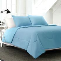 Synda D.I.Y Collection ชุดเครื่องนอน สีฟ้า Size 5 ฟุต 6 ชิ้น