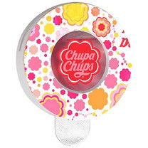 Chupa Chups น้ำหอมปรับอากาศช่องแอร์กลมติดรถยนต์