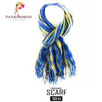 Pahkahmah ผ้าพันคอผ้าขาวม้า SCO-E4