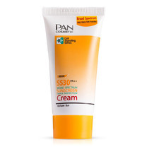 Pan SPF30 Broad Spectrum Sunscreen Cream 30ก.#Beige