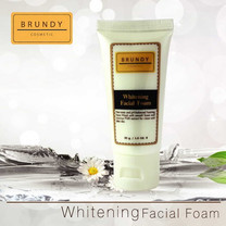 Brundy Whitening Facial Foam 30 ก.