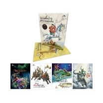 ชุด Boxset หนังสือนิทานพื้นบ้าน ตำนานแผ่นดิน (4 เล่ม)