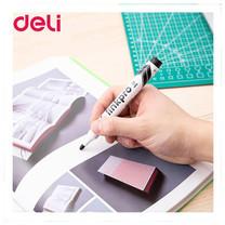 Deli ปากกาไวท์บอร์ด ขนาด 2.0 มม. สีดำ