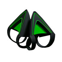 Razer อุปกรณ์เสริมหูฟัง Ears For Razer Kraken - Green