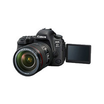 Canon DSLR Camera EOS 6D MK II W24-105 F/4L IS II