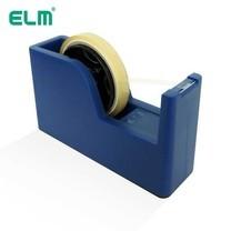 Elm แท่นตัดเทป ไทดี้ Td-130 สีน้ำเงิน