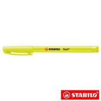 STABILO Boss Flash ปากกาเน้นข้อความ Yellow