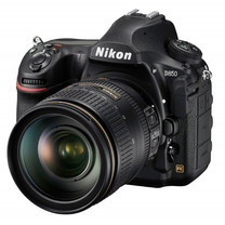 Nikon DSLR Camera D850 24-120 4G ED VR Kit