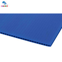 PANKO แผ่นฟิวเจอร์บอร์ด 65 x 49 ซม. หนา 2 มม. สีน้ำเงิน