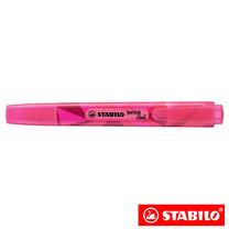 STABILO Swing Cool Colormatrix ปากกาเน้นข้อความ สีนีออน Pink