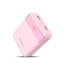 Yoobao Powerbank Q20C 20,000 mAh Pink