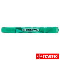 STABILO Swing Cool Colormatrix ปากกาเน้นข้อความ สีนีออน Turquoise