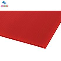 PANKO แผ่นฟิวเจอร์บอร์ด 65 x 49 ซม. หนา 2 มม. สีแดง