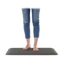 Ollico Anti-Fatigue Mat Size S Grey Stone Colour