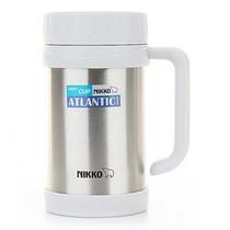 Nikko แก้วน้ำสูญญากาศ TA-CHX50 0.5 ลิตร สีขาว
