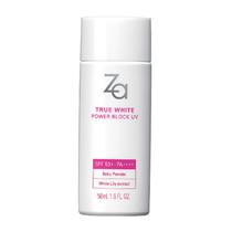 Za True White Powder Block UV SPF 50+ PA++++ 50 ml