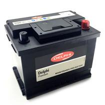 DELPHI แบตเตอรี่ สีดำ รุ่น DIN65L-SMF