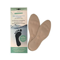 Talon Aqua Gel Massage Insoles with Magnets Beige Colour