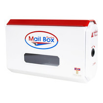 HANABISHI ตู้รับจดหมาย LT-09W สีขาว