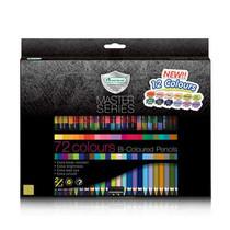 ดินสอสี72 สี2 หัวมาสเตอร์อาร์ต