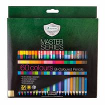 ดินสอสี 60 สี2 หัวมาสเตอร์อาร์ต