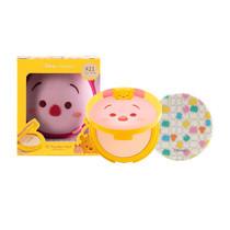 Cathy Doll Disney Tsum Tsum CC Powder Pact SPF40 PA+++ 12 ก. #21 Light Beige (Piglet)