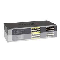 NETGEAR ProSAFE Plus 16 ports switch พร้อมด้วย PoE JGS516PE